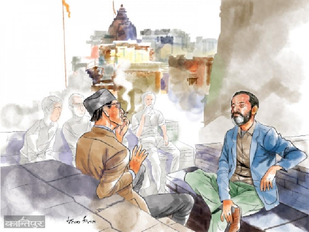 दिल्लीको त्यो भेट, जसले राजनीतिको कोर्स बदल्यो
